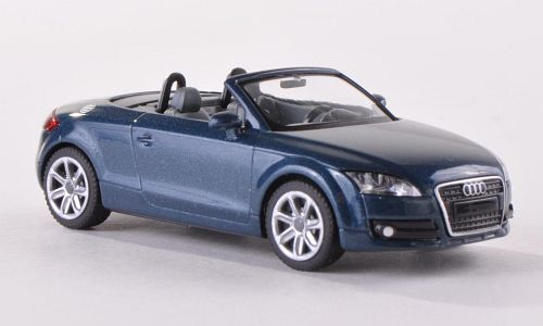 Audi TT Roadster (8J), metallic-dark blue