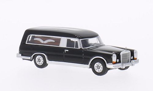 Mercedes 600 (W100) Pollmann, black