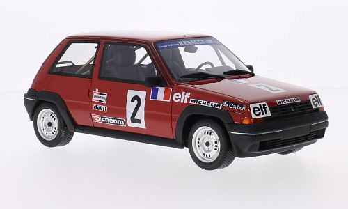 Renault 5 GT Turbo, No.2