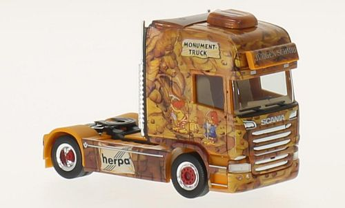 Scania R 13, Monument Truck