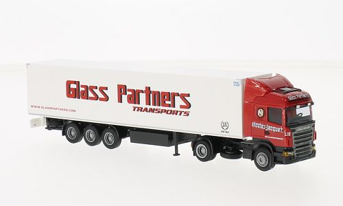 Scania 09 HL Aerop., Glass Partners