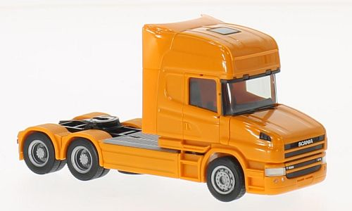 Scania Hauber TL 6x4, orange