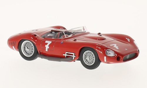 Maserati 450 S, No.7, GP Sweden