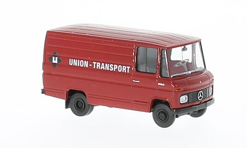 Mercedes Loebro/Votex 406 Harvester, Union Transport