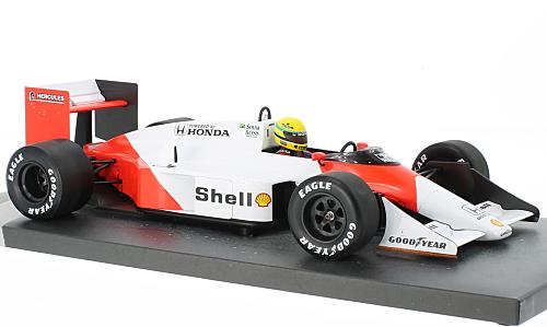 McLaren day MP4/3B, formula 1, test