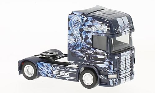 Scania R V8 TL, Shelby GT 580 / Spedition Mastrocesare (I)