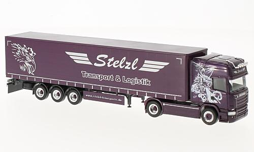 Scania wheels V8, Stelzl