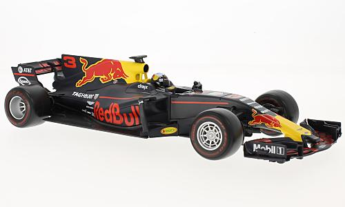 Renault day Heuer RB13, No.3, Red Bull racing, Red Bull, formula 1
