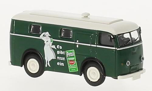 - Electro-package vehicle, Persil