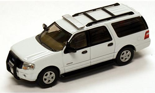 Ford super duty Expedition, white
