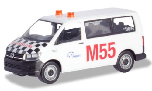 VW T6 Multivan, Fraport Marshalling