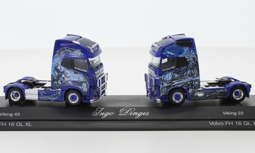 Volvo 2er-Set: FH 16 GL XL, Ingo Dinges