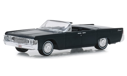 Lincoln Continental, metallic-dark grey