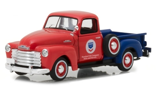 Chevrolet 3100 Pickup, Standard Station