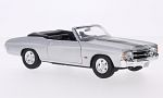 CHEVROLET Chevelle SS 454 Convertible, silver/black