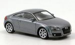 AUDI TT Coupe, metallic-grau