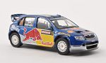 SKODA Fabia WRC EVO II, No.11, Red Bull, Rally Turkey