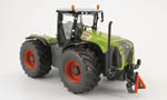 CLAAS 5000 Xerion, green