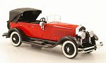 ISOTTA FRASCHINI 8A, red/black, RHD