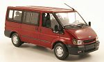 FORD Transit Bus Tourneo, metallic-dark red