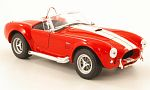 SHELBY Cobra 427 SC, red/beige