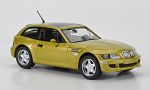 BMW combine harvester-cutting Coupe (E36/8), metallic-yellow