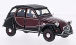 CITROEN 2CV 6 Charleston, dark red/black