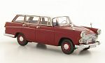 AUSTIN A60 Cambridge Countryman, dark red/white