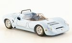ABARTH Fiat 1000 SP, light blue