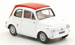 FIAT Abarth 595 SS, white/red