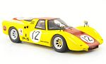 DAIHATSU Puerrer-5, yellow/red, No.12, GP Japan