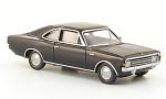 OPEL Rekord C Coupe, black