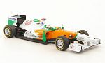FORCE INDIA VJM04, No.14, Kingfisher, formula 1, GP Monaco