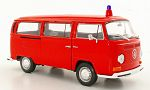 VW T2 Bus, fire brigade