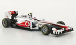 MCLAREN MP4-26, No.4, Vodafone, GP Hungary