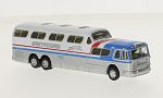 GMC PD4501 Scenicruiser-Greyhound, New York