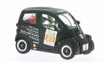 GORDON MURRAY T25 City Car, matt-black