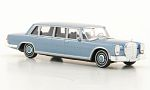 MERCEDES 600 (W100) Pullman Limousine, metallic-light blue