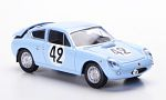 SIMCA Abarth 1300, No.42, 24h Le Mans