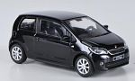 SKODA Citigo, metallic-black