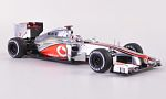 MCLAREN MP4-27, No.3, GP Belgium