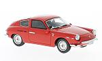 FIAT Abarth 1000 GT Monomille, red