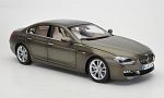 BMW 6er Gran Coupe (F06), metallic-brown