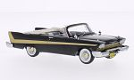 PLYMOUTH Fury Convertible, black