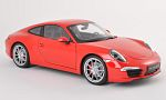 PORSCHE 911 (991) Carrera Southern , red