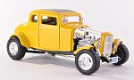 FORD Hot Rod, yellow
