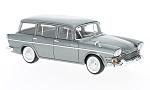 HUMBER super Snipe Estate, metallic-grey, RHD