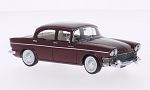 HUMBER super Snipe salon, dark red, RHD