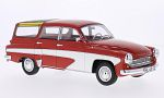 WARTBURG 312 Camping Deluxe, red/white