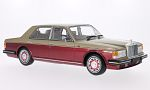 ROLLS ROYCE silver spirit, metallic-beige/metallic-red, RHD